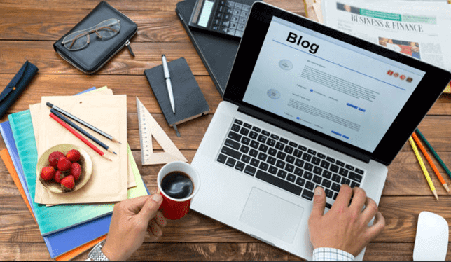Blogs can help your business